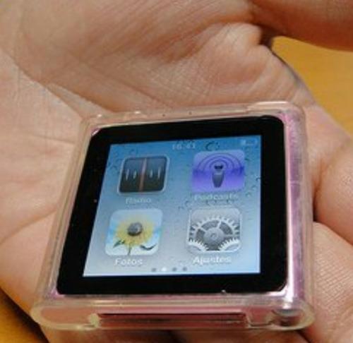 forros ipod nano protector