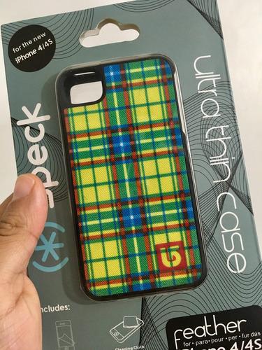 forros originales iphone 4, 4s, 5, 5s y se marca speck