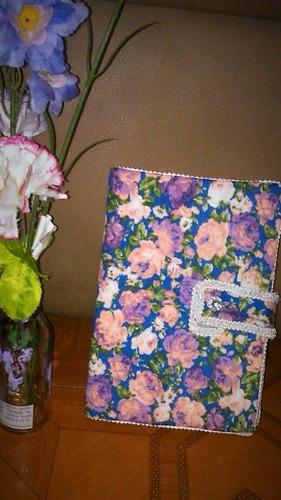 forros para biblias, cuadernos, libros