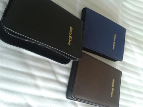 forros para biblias de estudio
