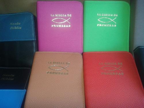 forros para biblias economicas  en semi cuero