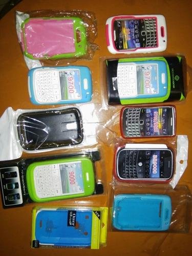 forros para blackberry barios modelos