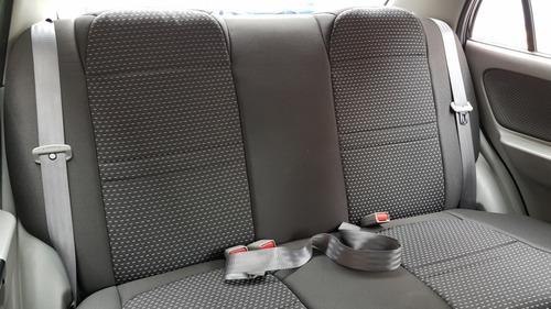 forros para carros en tela sencillos sin acolchar