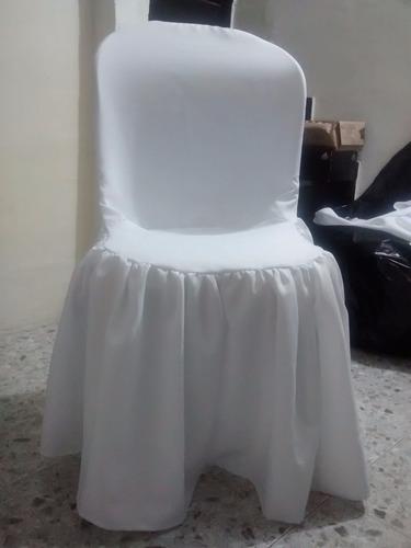 forros para sillas rimax sin brazos de eventos manteles