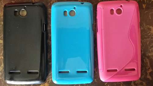 forros protectores para huawei ascend g600 y huawei honor 2