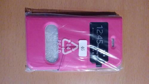 forros tipo agenda iphone 4s mas protector de pantalla
