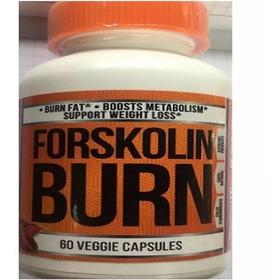 Forskolin Burn 60 Capsulas
