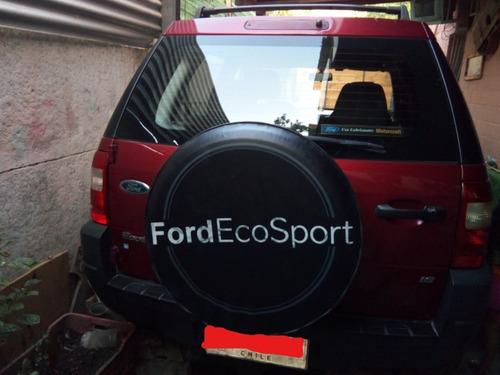 fort ecosport 1.6