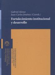 fortalecimiento institucional y desarrollo(libro )