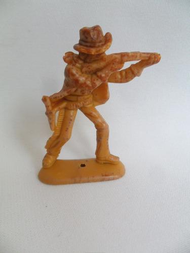 forte apache boneco antigo gulliver brinquedo de plástico