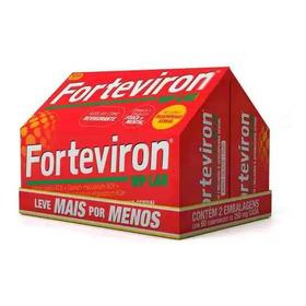 Forteviron Wp Lab 120 Comprimidos Revigorante Homem E Mulher