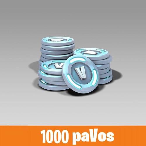 fortnite: 1000 pavos