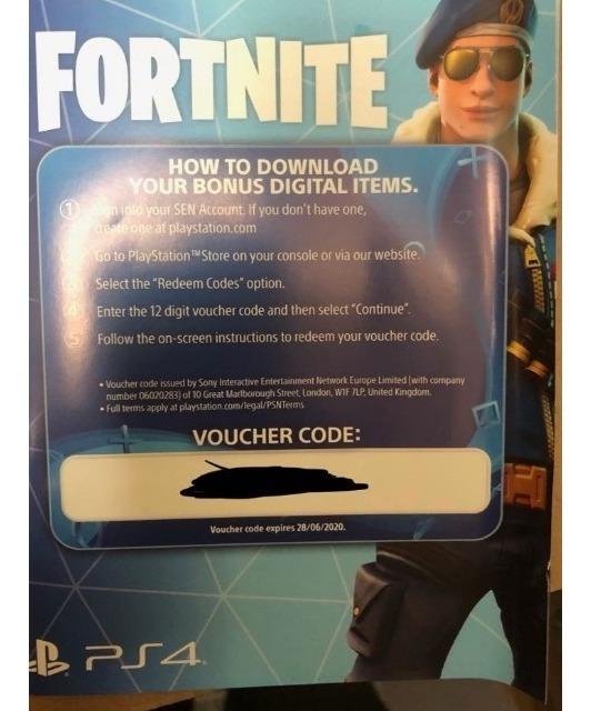 Codes For Fortnite Xbox One Www Tubesaim Com