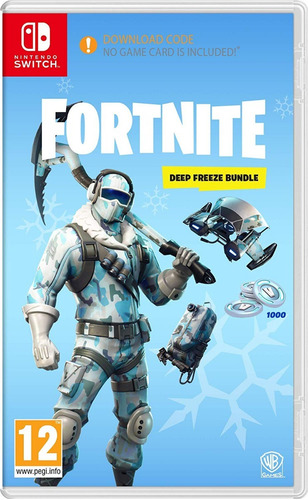 fortnite deep freeze bundle ns