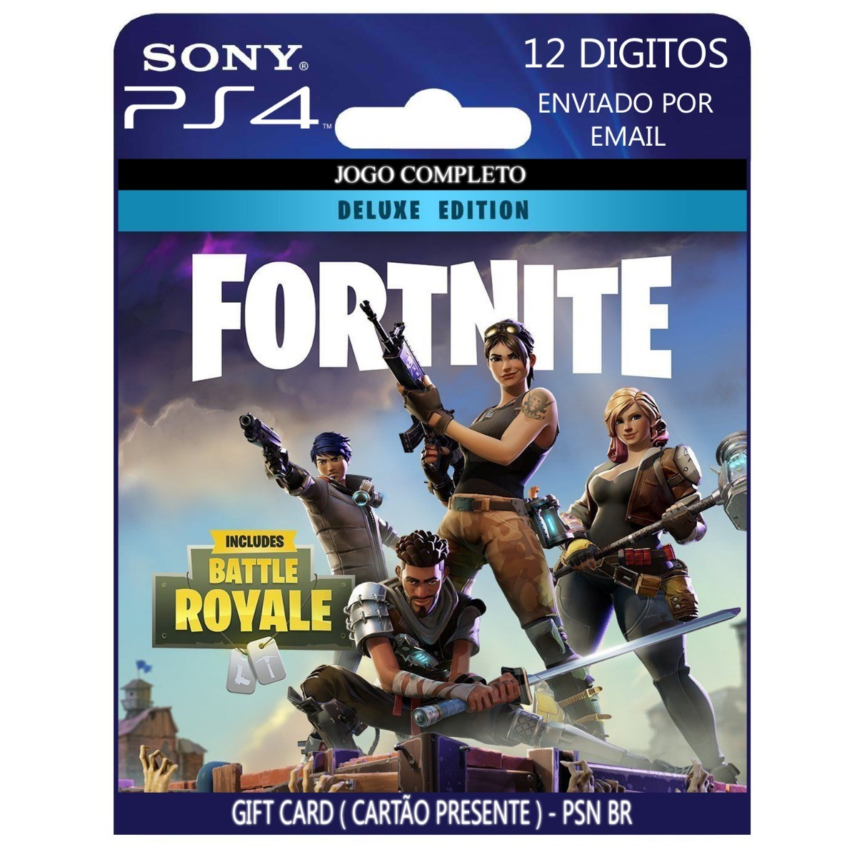 How to use ps4 gift card on fortnite
