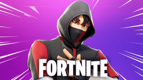 fortnite ikonik skin pc xbox ps4 switch mobile