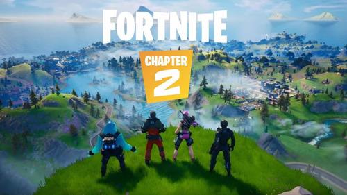fortnite: pase de batalla temporada 1, capítulo 2