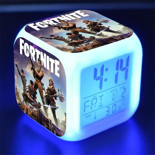 fortnite reloj alarma despertador battle royale