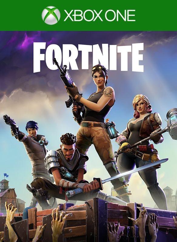 Fortnite Standard Founder S Pack Xbox One Descarga Codigo