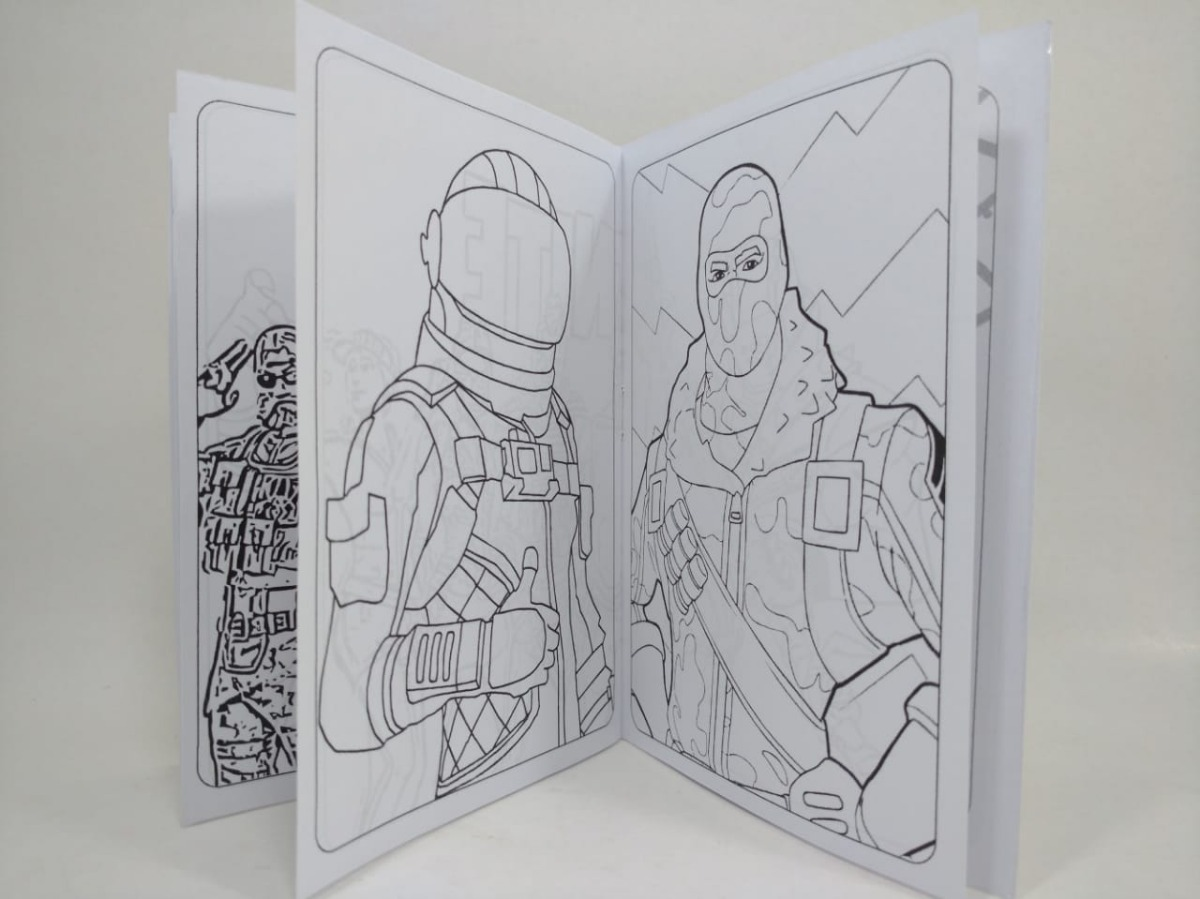 Imagenes De Personajes De Fortnite Para Colorear