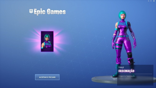 fortnite - wonder skin - pc - xbox - ps4 - switch - mobile