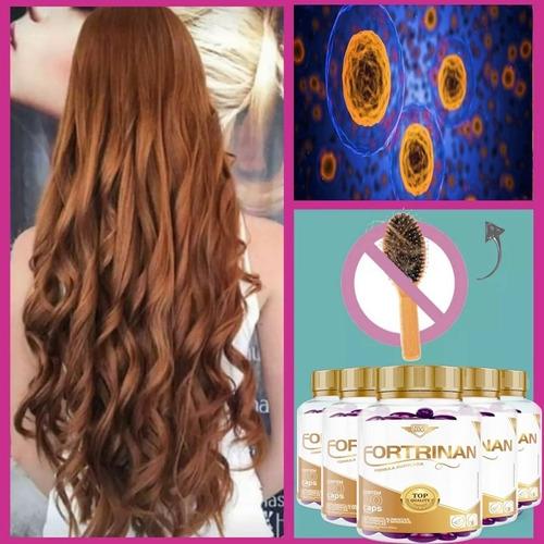 fortrinan produto para tratamento capilar, cabelo dos sonhos