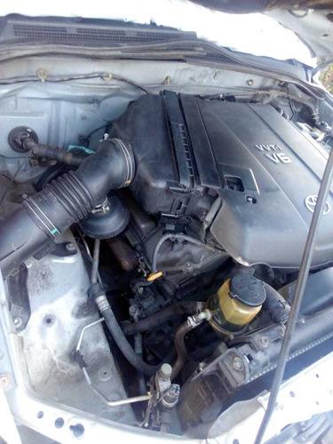 fortuner 4x2 año 2008, motor 4.0