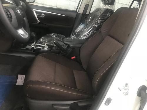 fortuner 4x2 automática diesel disponible entrega inmediata