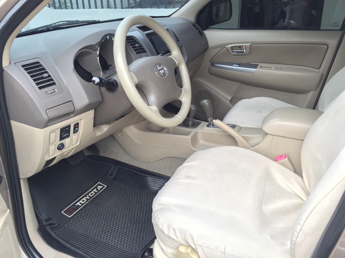 fortuner 4x4 2008 tailandesa impecable