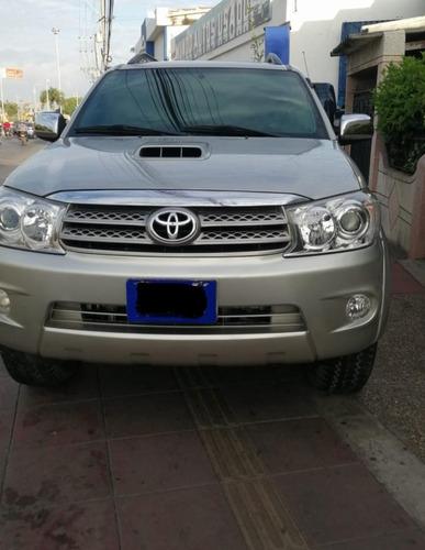 fortuner diesel 2009 automatica 4x4