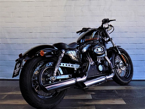 forty eight forty eight [custom] harley davidson