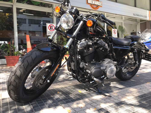 forty eight harley-davidson