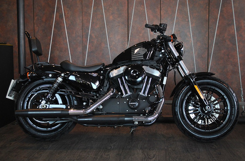 forty eight harley davidson