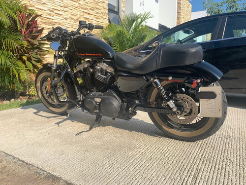 forty eight harley davidson,