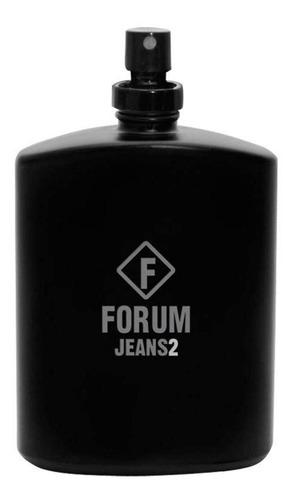 forum jeans2 unissex - eau de cologne 100ml beleza na web