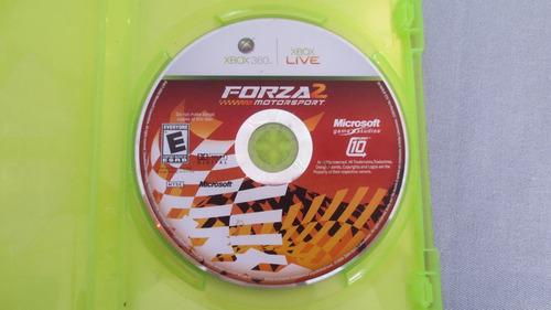 forza 2 motorsport  xbox 360 *** juegazo***