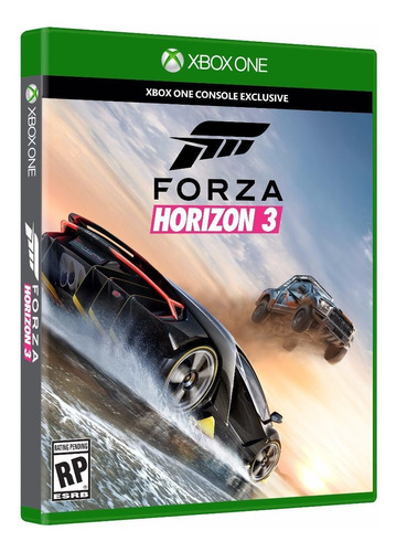 forza horizon 3 digital para xbox one (no físico)