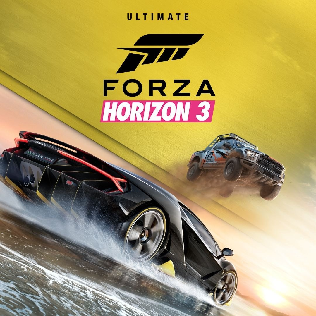 forza horizon 3 ultimate pc windows 10 online r 50 00. Black Bedroom Furniture Sets. Home Design Ideas