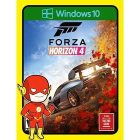 Forza Horizon 4 Pc - Windows 10 Key (envio Flash)