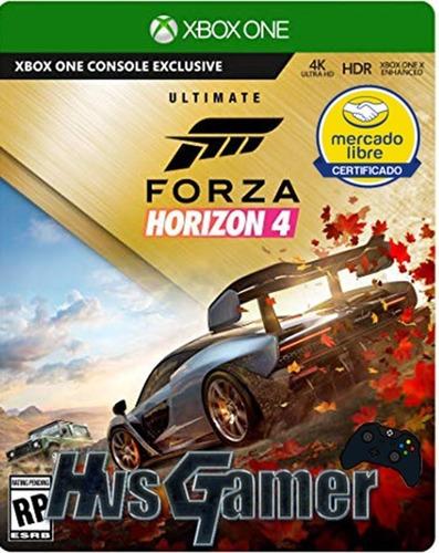 forza horizon 4 ultimate - xbox one