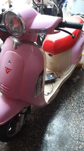 forza moto eléctrica scooter electrico