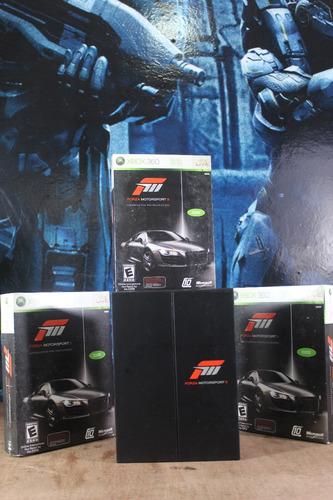forza motorsport 3 edicion limitada envió gratis