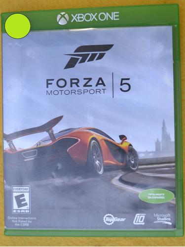 forza motosport 5 xbox one