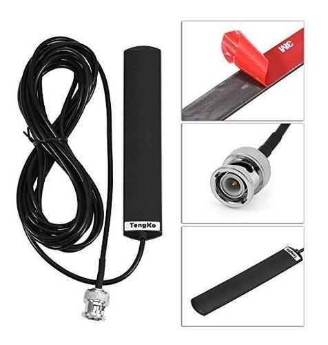 fosa 30mhz -1200mhz wideband scanner mobile radio antenna gl