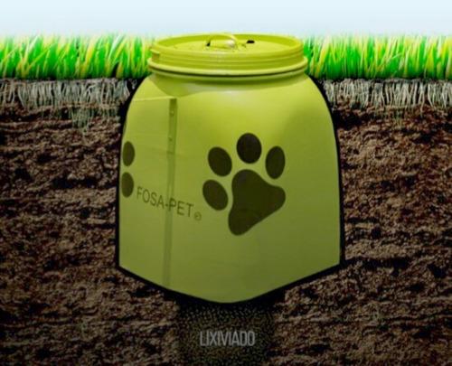 fosapet  convierte heces fecales en abono para tu jardin