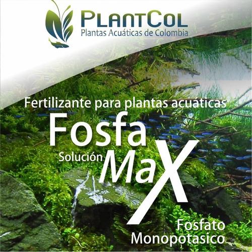 fosfamax fosfato abono fertilizante plantas acuario 500 ml