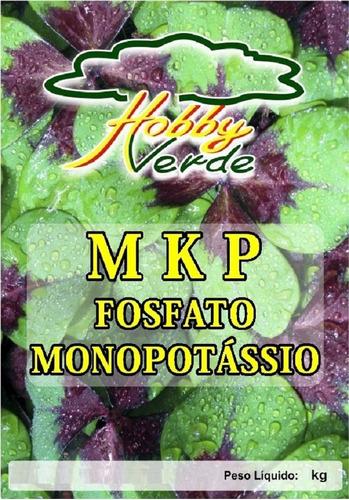 fosfato monopotássico krista mkp yara fertilizante adubo 5kg