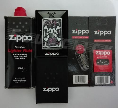 fosforeras zippo kit completo originales envios nacionales