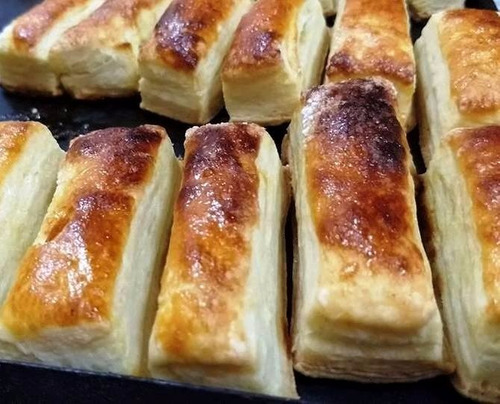 fosforitos x 50 rellenos jamon y queso lunch catering salado