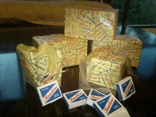 fosforos cajas fosforos